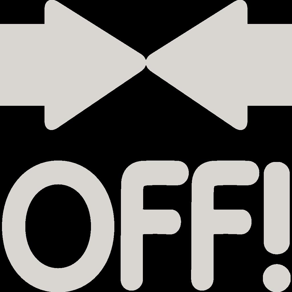 :off: